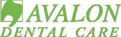 Avalon Dental Care Logo | Cosmetic, Restorative and Implant Dentist in El Segundo and Carson California