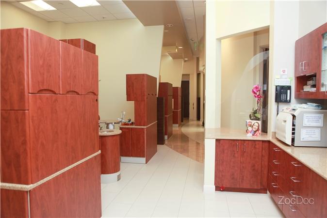 Hallway View And Office Area Avalon Dental El Segundo Ca Location