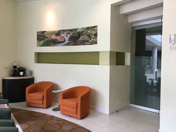 Waiting Area Avalon Dental El Segundo Ca Location
