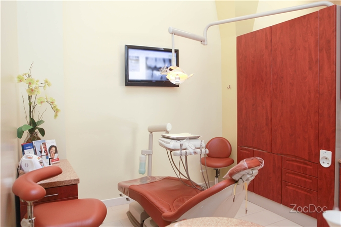 An Exam Room Side View | Avalon Dental, El Segundo CA Location