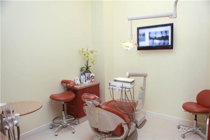An Exam Room Avalon Dental El Segundo Ca Location