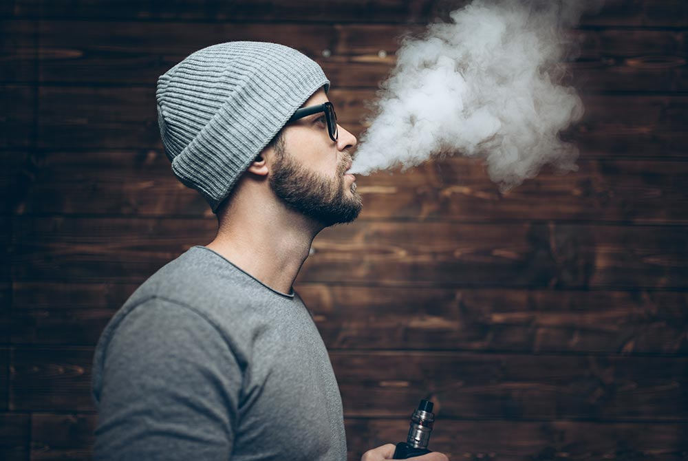 How Does Vaping Affect Oral Health?