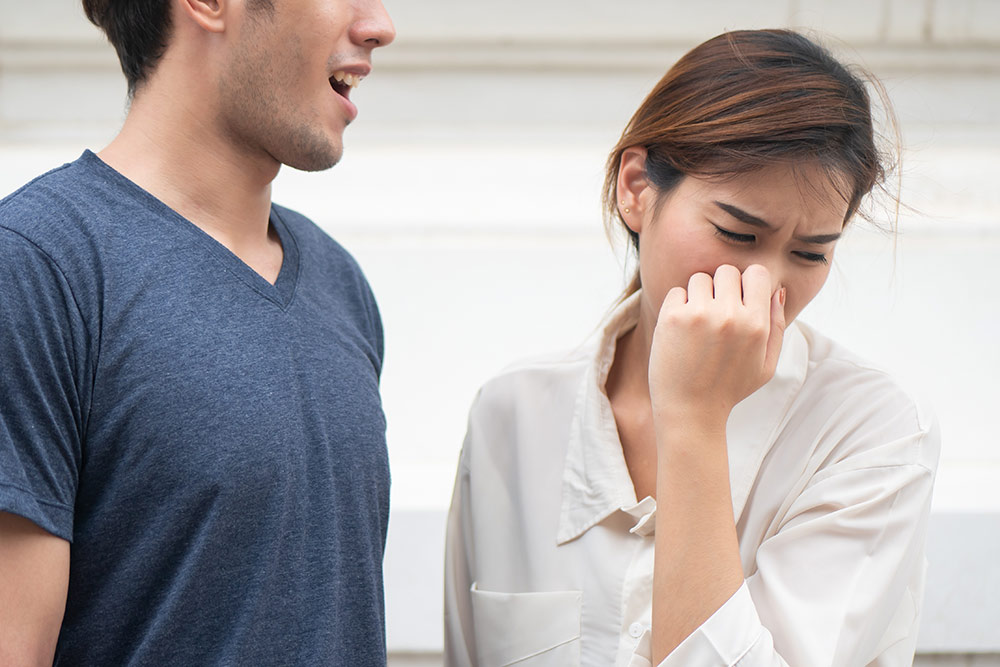 What Are the Causes and Treatment of Bad Breath?